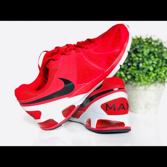 quality design fb91e 8aad9 NEW NIKE AIR MAX RUN LITE 5 GYM RED PLATINUM. M 5c30df6203087cd992f5db37.  Other Shoes ...
